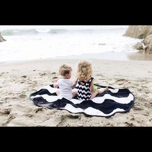 Marimekko for Target Round Beach Towel-Lokki
